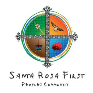 Sant Rosa First Peoples Community logo